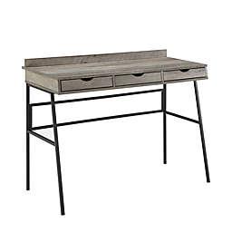 Forest Gate™ Sage 42-Inch Angled Front Desk