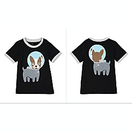 Doodle Pants® Astro Dog Shirt in Blue
