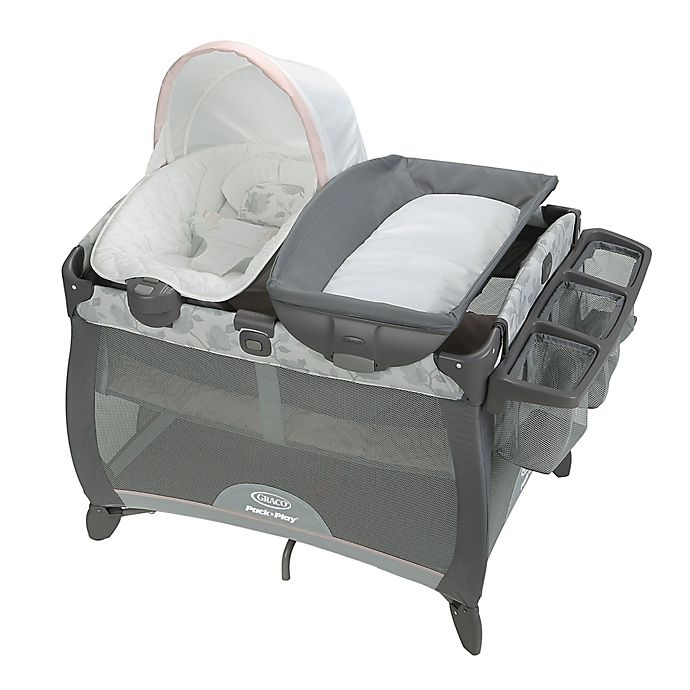 Alternate image 1 for Graco® Pack 'n Play® Quick Connect™ Portable Seat