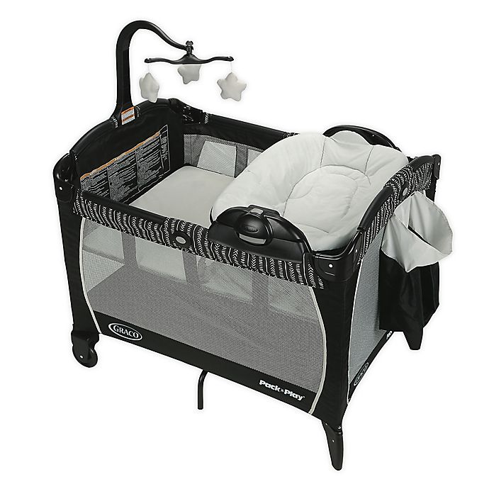 Alternate image 1 for Graco® Pack 'n Play® with Portable Seat & Changer™ Playard