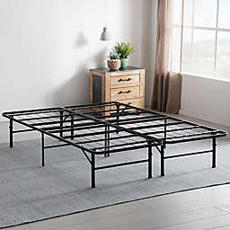 Dream Collection™ by LUCID® Platform Bed Frame in Black