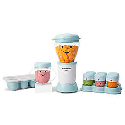 NutriBullet® Baby Food Prep System in Blue