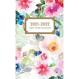 Graphique® de France Floral 2021-2022 29-Month Pocket Calendar