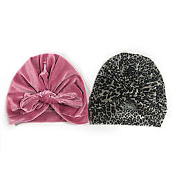 Curls & Pearls 2-Piece Velour Hats