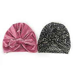 Curls & Pearls 2-Piece Velour Hats