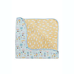 Loulou Lollipop Up Up Away Muslin Quilt