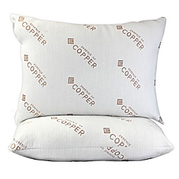 Essence of Copper 2-Pack Standard/Queen Bed Pillows