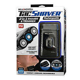 Bell + Howell Tac Shaver