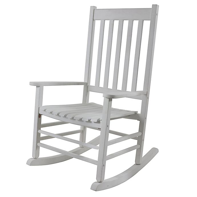 Alternate image 1 for Shelby Outdoor Rocking Chair