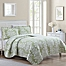 Part of the Laura Ashley® Rowland Quilt Set