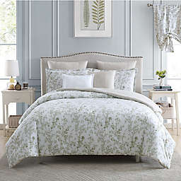 Laura Ashley® Lindy King Comforter Bonus Set in Light Green
