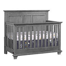 Oxford Baby Kenilworth 4-in-1 Convertible Crib in Graphite Grey