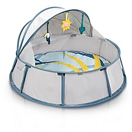 babymoov® Babyni Tropical Playard in Blue