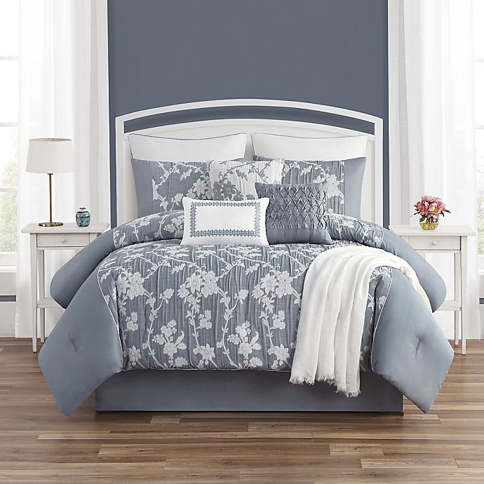 Alternate image 1 for Camilla 10-Piece Comforter Set