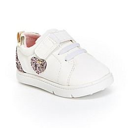 carters® Every Step Heart Parker Sneakers in White
