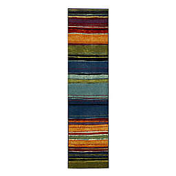 Mohawk New Wave Rainbow 1'8 x 5' Multicolor Runner