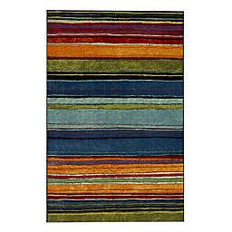 Mohawk New Wave Rainbow Multicolor Rug