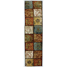 Mohawk Home Free Flow Artifact Panel Multicolor 2' x 5' Runner Rug