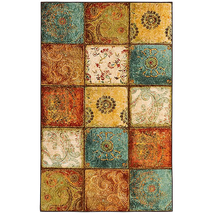 Alternate image 1 for Mohawk Home Free Flow Artifact Panel Multicolor 7'6 x 7'6 Area Rug
