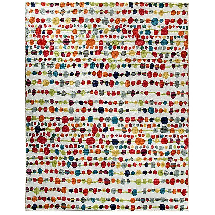 Alternate image 1 for Mohawk Home Strata Delerus 8' x 10'  Multicolor Area Rug