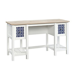 Sauder® Cottage  Road Wood Desk in Soft White