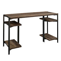 Sauder® North Avenue Wood Desk in Smoked Ash
