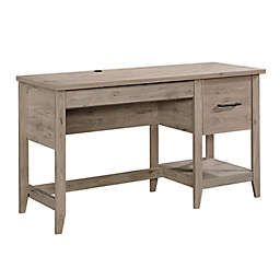 Sauder Summit Station Desk in Oak