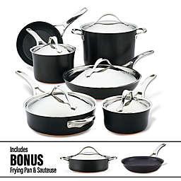 Anolon® Nouvelle Copper Luxe Cookware Collection