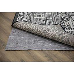 Karastan All Pet Reversible Pet-Proof Rug Pad in Grey