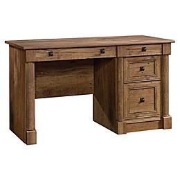 Sauder® Palladia Computer Desk Vintage Oak
