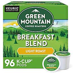Green Mountain Coffee® Breakfast Blend Coffee Keurig® K-Cup® Pods 96-Count