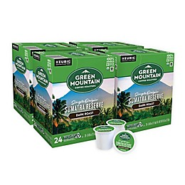 Green Mountain Coffee® Sumatra Reserve Coffee Keurig® K-Cup® Pods 96-Count