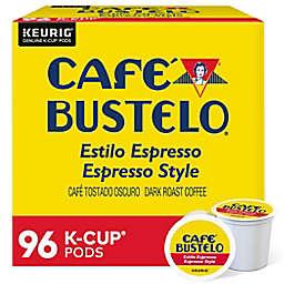 Café Bustelo® Espresso Style Coffee Keurig® K-Cup® Pods 96-Count