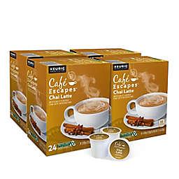 Café Escapes® Chai Latte Keurig® K-Cup® Pods 96-Count