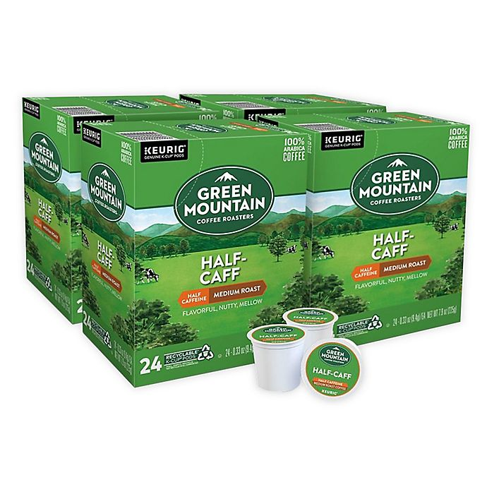 Alternate image 1 for Green Mountain Coffee® Half-Caff Coffee Keurig® K-Cup Pods® 96-Count