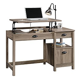 Sauder® Harbor View Lift Top Computer Desk in Chestnut