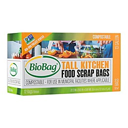 BioBag® 12-Count 13-Gallon Tall Kitchen Bags