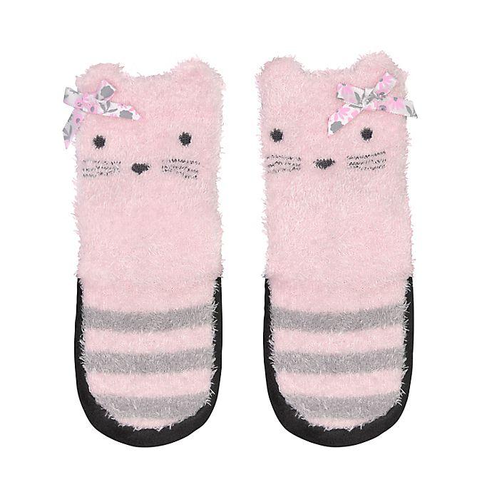 Alternate image 1 for goldbug™ Cat Slipper in Pink