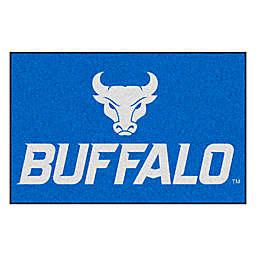 "University of Buffalo 19"" x 30"" Starter Floor Mat"