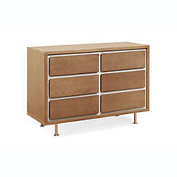 Nursery Works Novella Double Dresser in Ash/Ivory