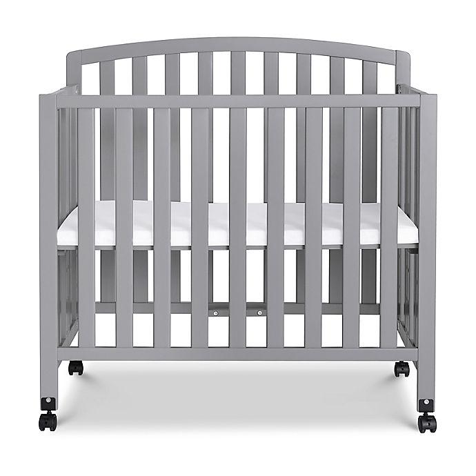 Alternate image 1 for DaVinci Dylan 3-in-1 Convertible Mini Crib
