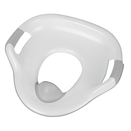 The First Years Soft Grip Potty Trainer Seat in Grey