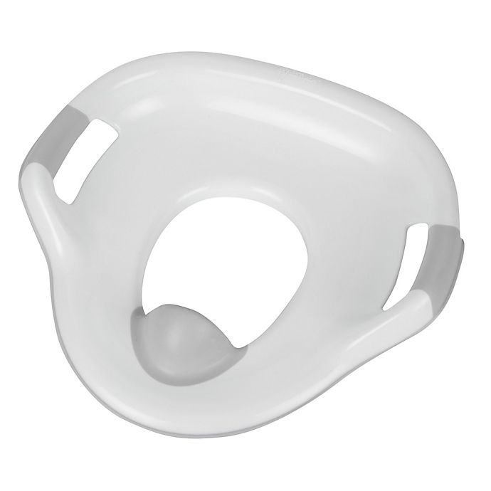 Alternate image 1 for The First Years Soft Grip Potty Trainer Seat in Grey
