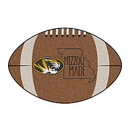 """University of Missouri 20.5"""" x 32.5"""" Southern Style Football Mat"""