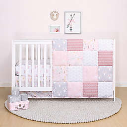 PS by the peanutshell™ Meadow 3-Piece Crib Bedding Set in Pink
