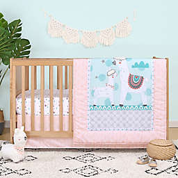 PS by the peanutshell™ Llama Love 3-Piece Crib Bedding Set