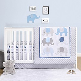 PS by the peanutshell™ Elephant 3-Piece Crib Bedding Set