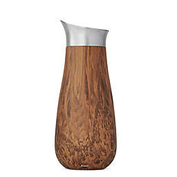 S'well® Teakwood 51 oz. Carafe