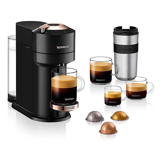Alternate image 1 for Nespresso® Vertuo Next Premium Coffee & Espresso Maker Bundle by De'Longhi