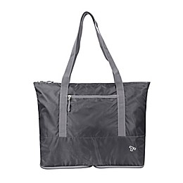 Travelon® Folding Packable Tote in Charcoal
